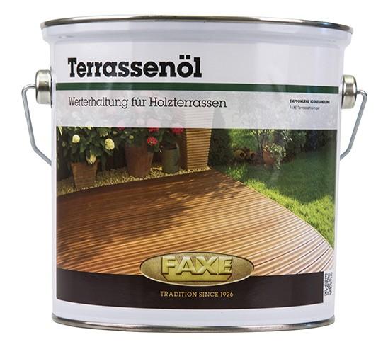 Faxe | Terrassenöl