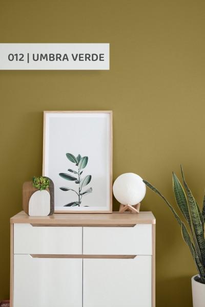 Volvox | Espressivo Lehmfarbe | Umbra Verde 012