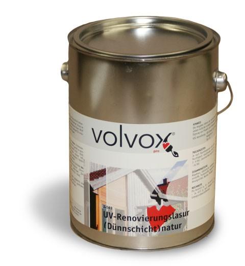 Volvox Renovierungslasur UV-Dünnschicht