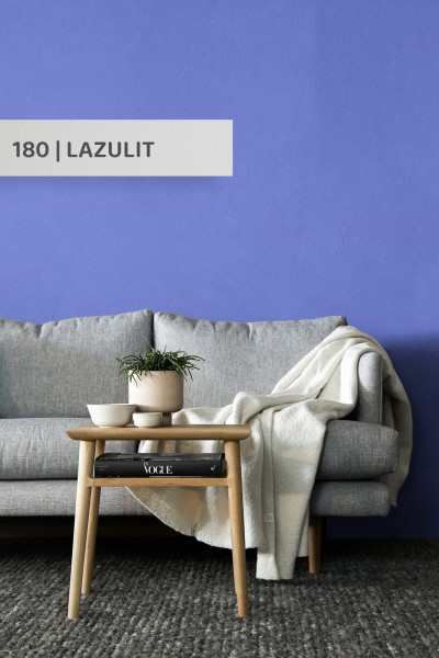 Volvox | Espressivo Lehmfarbe | Lazulit 180