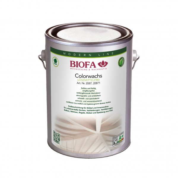 Biofa | Colorwachs lösemittelfrei | farblos