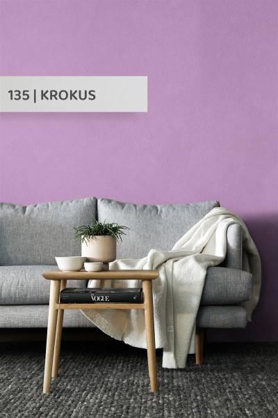Volvox   Espressivo Lehmfarbe   Krokus 135