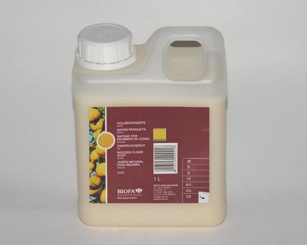 Biofa | Holzbodenseife | Weiß | 2092