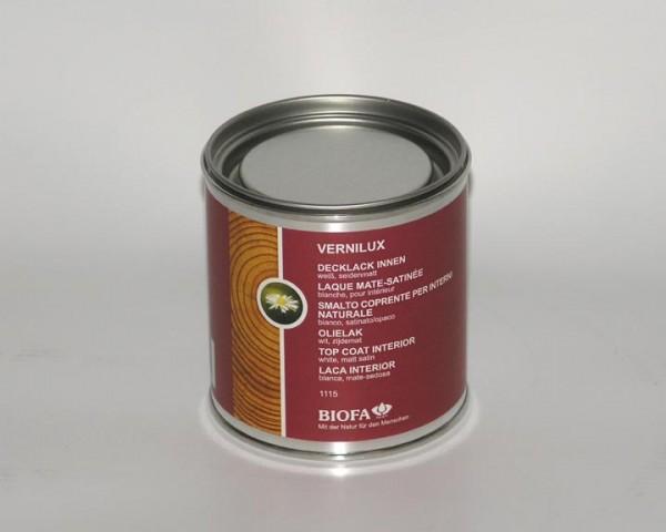 Biofa | VERNILUX | Decklack innen | weiß | matt | 1115