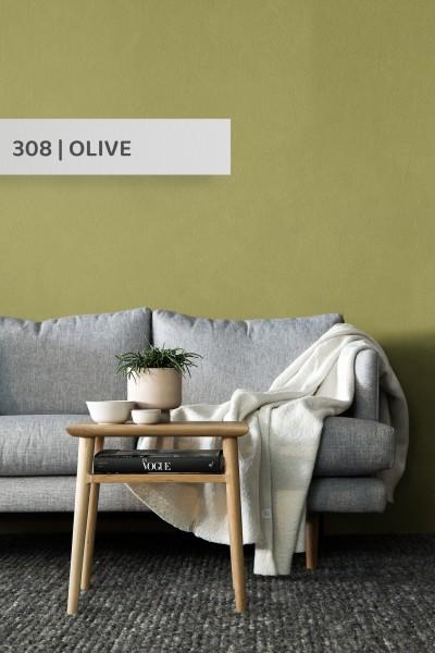 Volvox | Espressivo Lehmfarbe | Olive 308