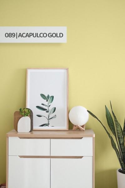 Volvox   Espressivo Lehmfarbe   Acapulco Gold 089