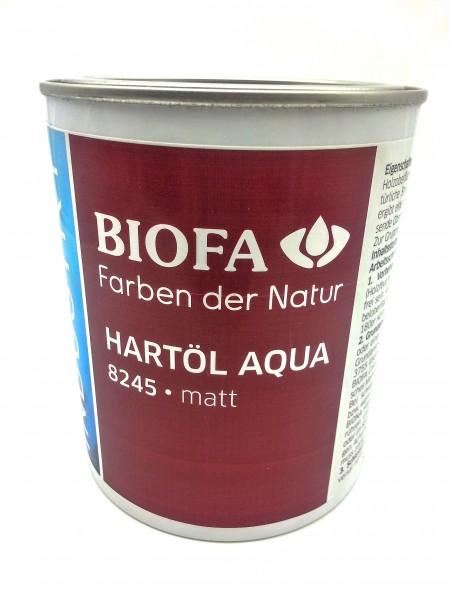 Biofa Biona Hartöl Aqua matt, wasserverdünnbare Beschichtung für Holz Innen - extra matt