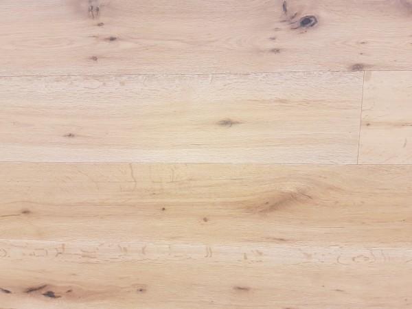 Massivdiele Eiche Rustikal | Oberfläche Weiß | Herstellung Bayern