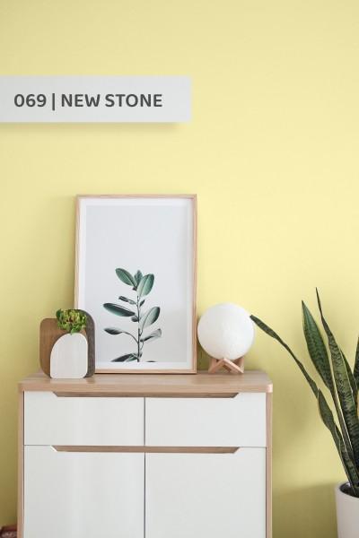 Volvox   Espressivo Lehmfarbe   New Stone 069
