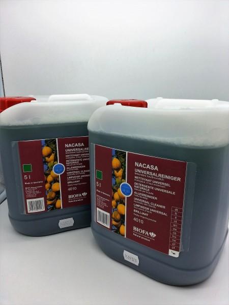 Biofa   NACASA Universalreiniger   4010   5 Liter   Set 2 Stück/10 Liter