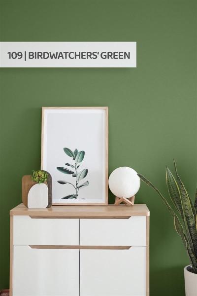 Volvox | Espressivo Lehmfarbe | Birdwatcher's Green 109