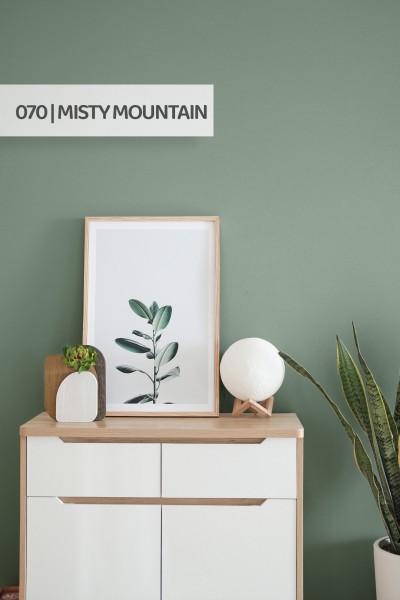 Volvox | Espressivo Lehmfarbe | Misty Mountain 070