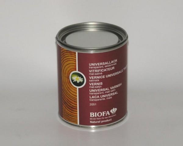 Biofa | Universallack | transparent | seidenmatt | 2051