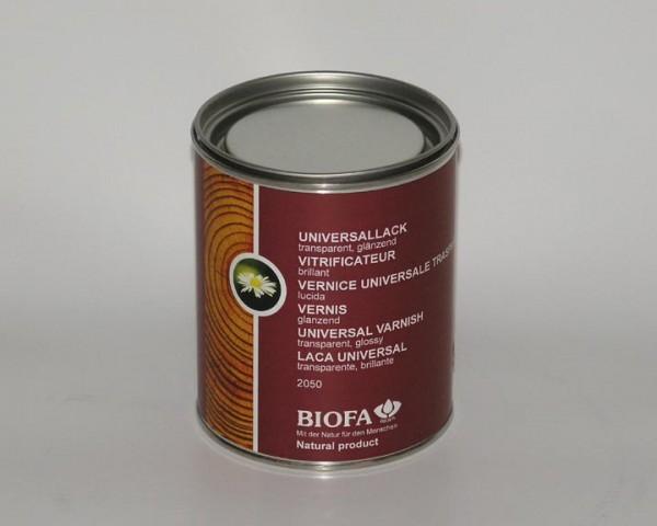 Biofa | Universallack | transparent | glänzend | 2050