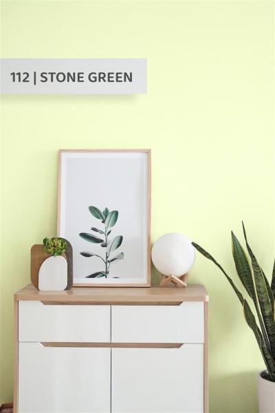 Volvox | Espressivo Lehmfarbe | Stone Green 112