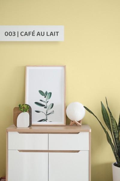 Volvox | Espressivo Lehmfarbe | Café au lait 003