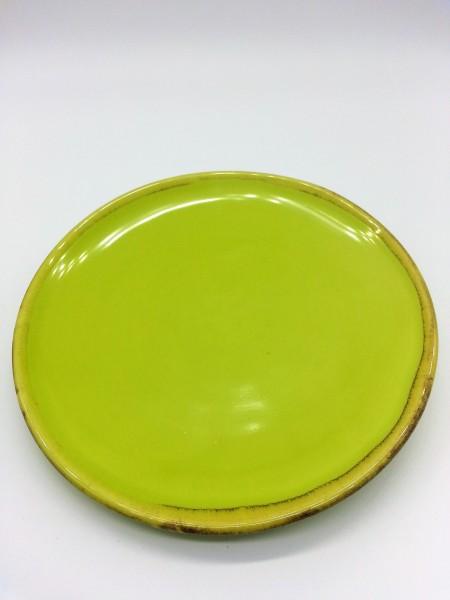 Italienische Keramik | Dessertteller Ø16cm | Untertasse | handgemacht
