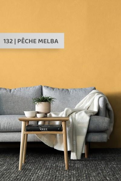 Volvox | Espressivo Lehmfarbe | Pêche Melba 132