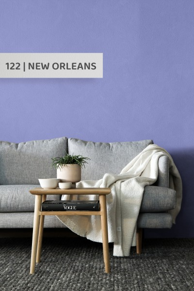 Volvox   Espressivo Lehmfarbe   New Orleans 122