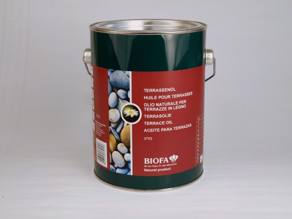 Biofa | Terrassenöl farblos | 3753