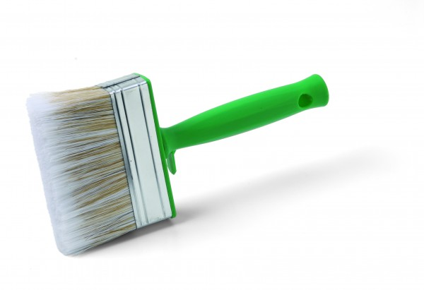 Pinsel Yes Serie | Flächenstreicher grün