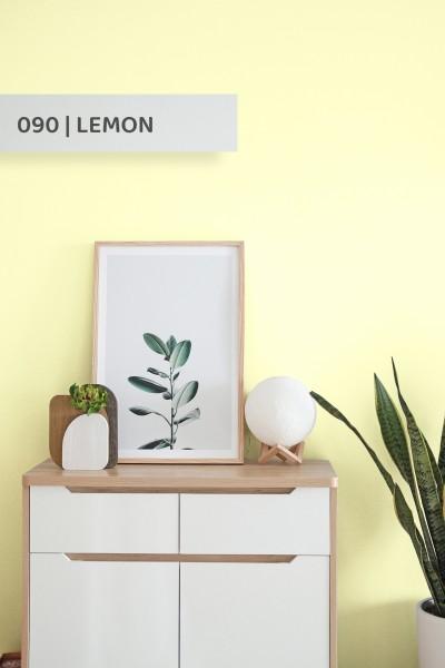 Volvox | Espressivo Lehmfarbe | Lemon 090