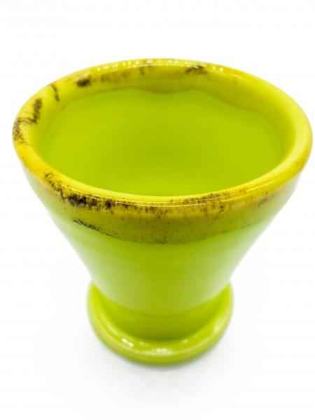 Italienische Keramik | Grappabecher | Ø5,5 x h 6 cm | handgemacht | originale