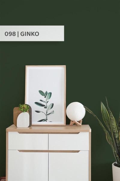 Volvox | Espressivo Lehmfarbe | Ginkgo 098