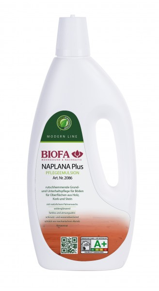 Biofa | NAPLANA Plus antirutsch Pflegeemulsion | 2086