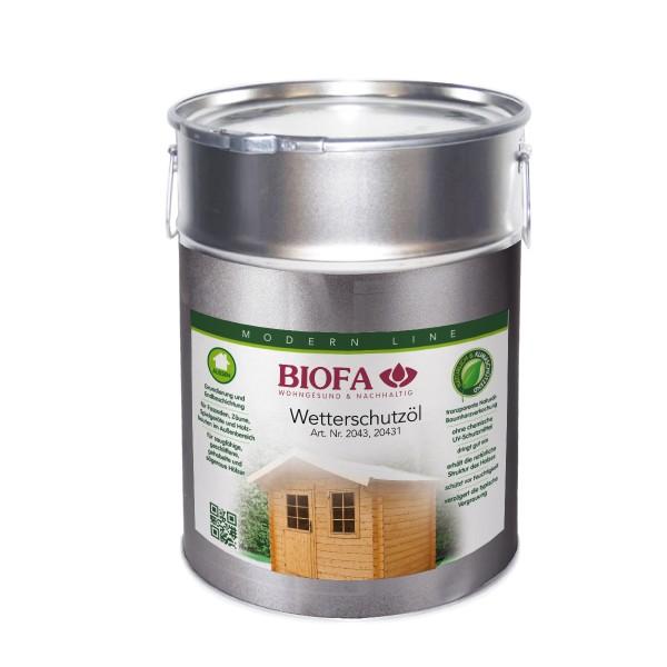 Biofa | Wetterschutzöl | 2043
