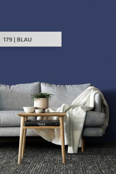 Volvox   Espressivo Lehmfarbe   Blau 179