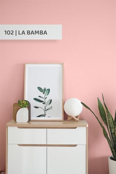 Volvox | Espressivo Lehmfarbe | La Bamba 102