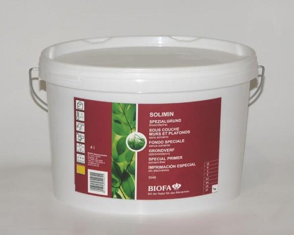Biofa | SOLIMIN Spezialgrund | lösemittelfrei | 3046