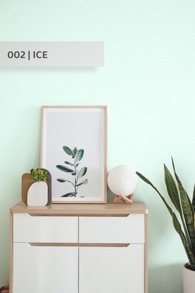 Volvox | Espressivo Lehmfarbe | Ice 002