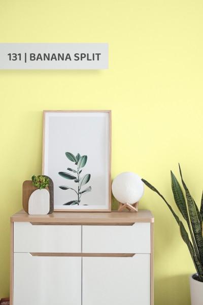 Volvox   Espressivo Lehmfarbe   Banana Split 131
