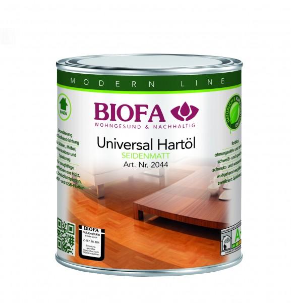 Biofa | Universal Hartöl | seidenmatt | 2044