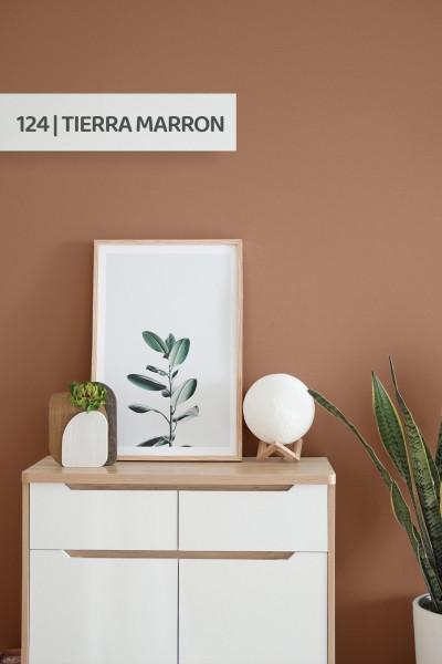 Volvox | Espressivo Lehmfarbe | Tierra Marron 124