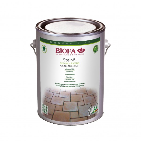 Biofa | Steinöl | farblos | 2100