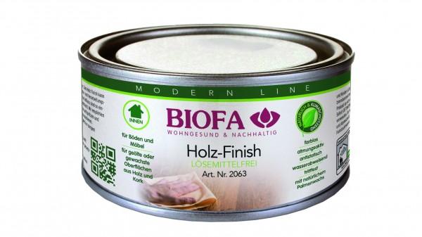 Biofa | Holzfinish (Wachsbalsam) | lösemittelfrei | 2063