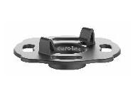 TwinBox Verstellfuß Adapter 40 mm Click   10 Stück