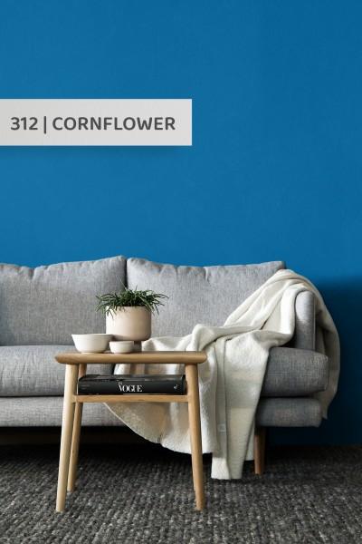 Volvox   Espressivo Lehmfarbe   Cornflower 312