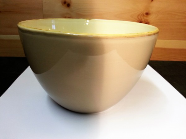 Italienische Keramik | Salatschale | handgemacht