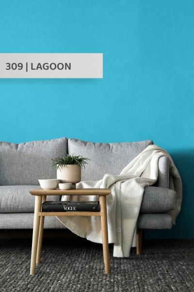Volvox | Espressivo Lehmfarbe | Lagoon 309
