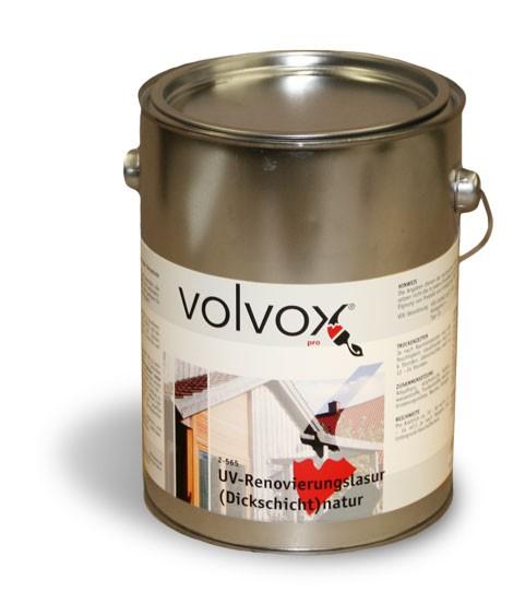 Volvox Solido UV Öllasur Dickschicht - Renovierungslasur