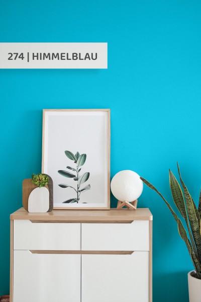 Volvox   Espressivo Lehmfarbe   Himmelblau 274